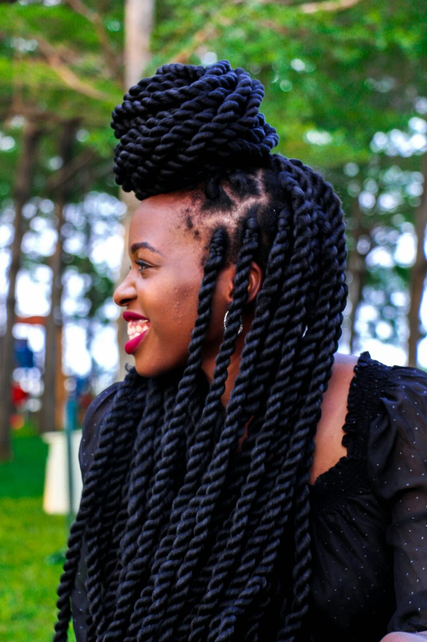 Protective Styles: Brazilian Wool (Gallery 14 of 20)
