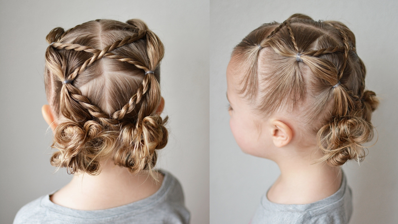 Q's Hairdos Pertaining To Latest Messy Rope Braid Updo Hairstyles (Gallery 2 of 20)