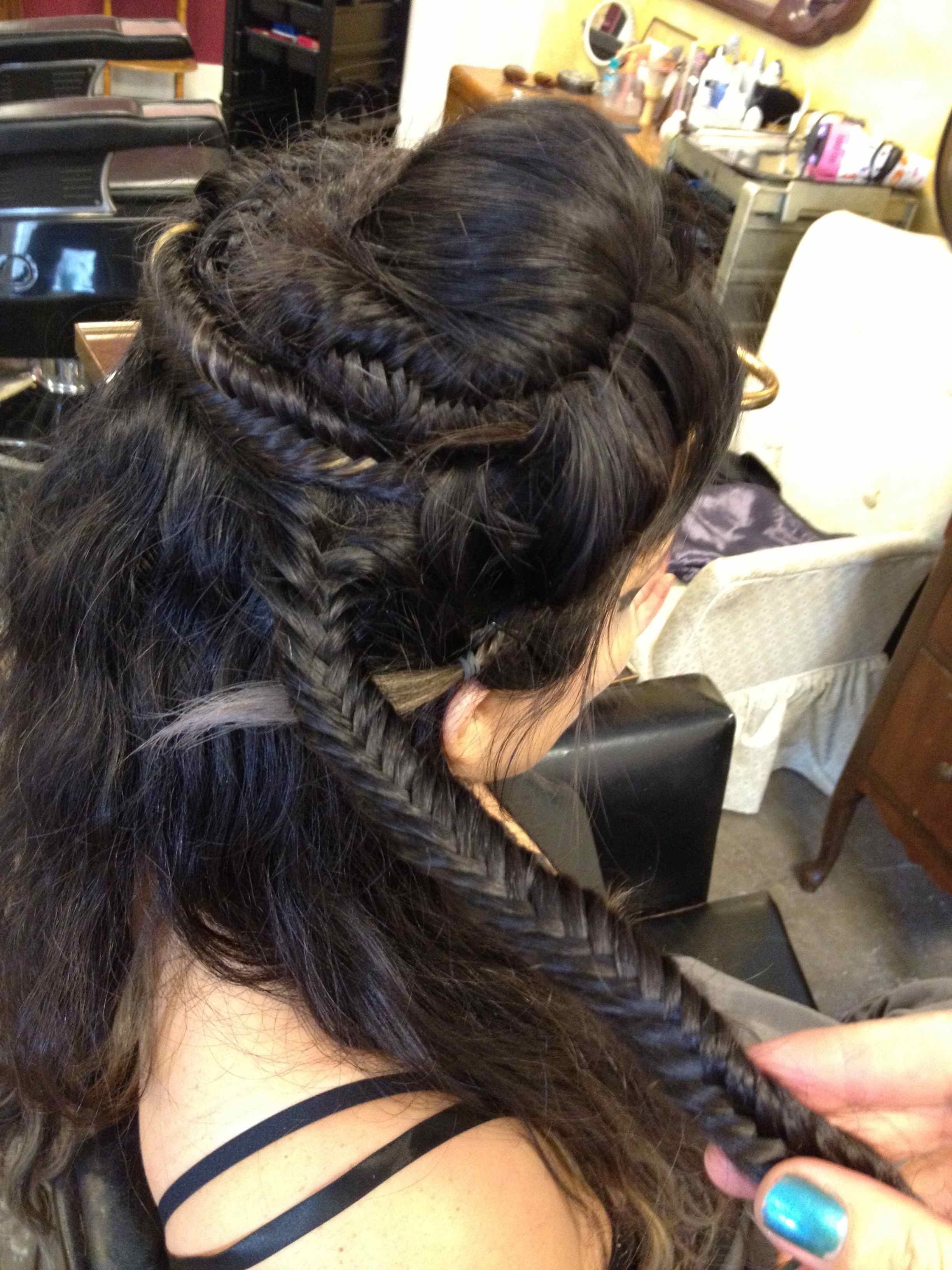 Queen Of The Aztecs Braided Hairstyle (View 12 of 20)