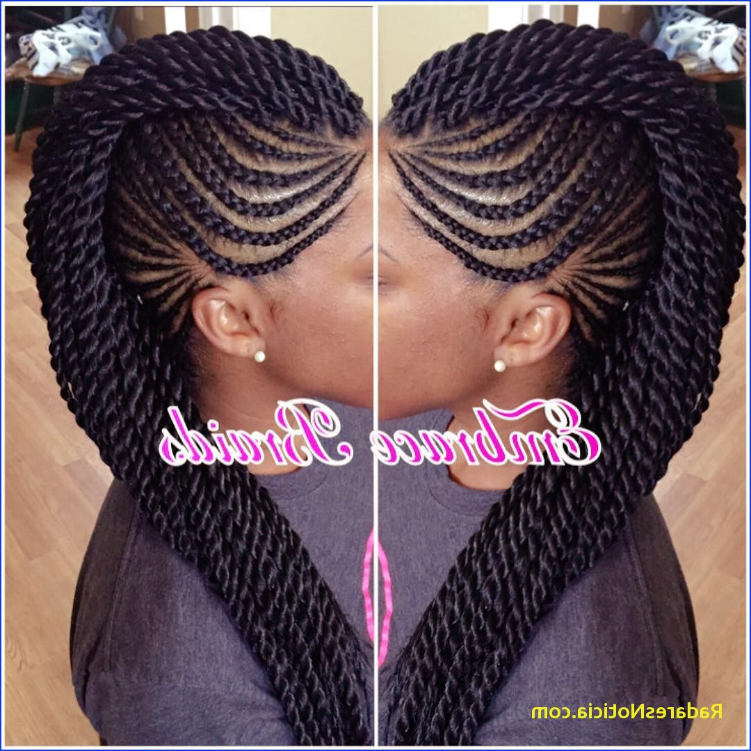 Radaresnoticia For Fashionable Mohawk Braided Hairstyles With Beads (View 17 of 20)