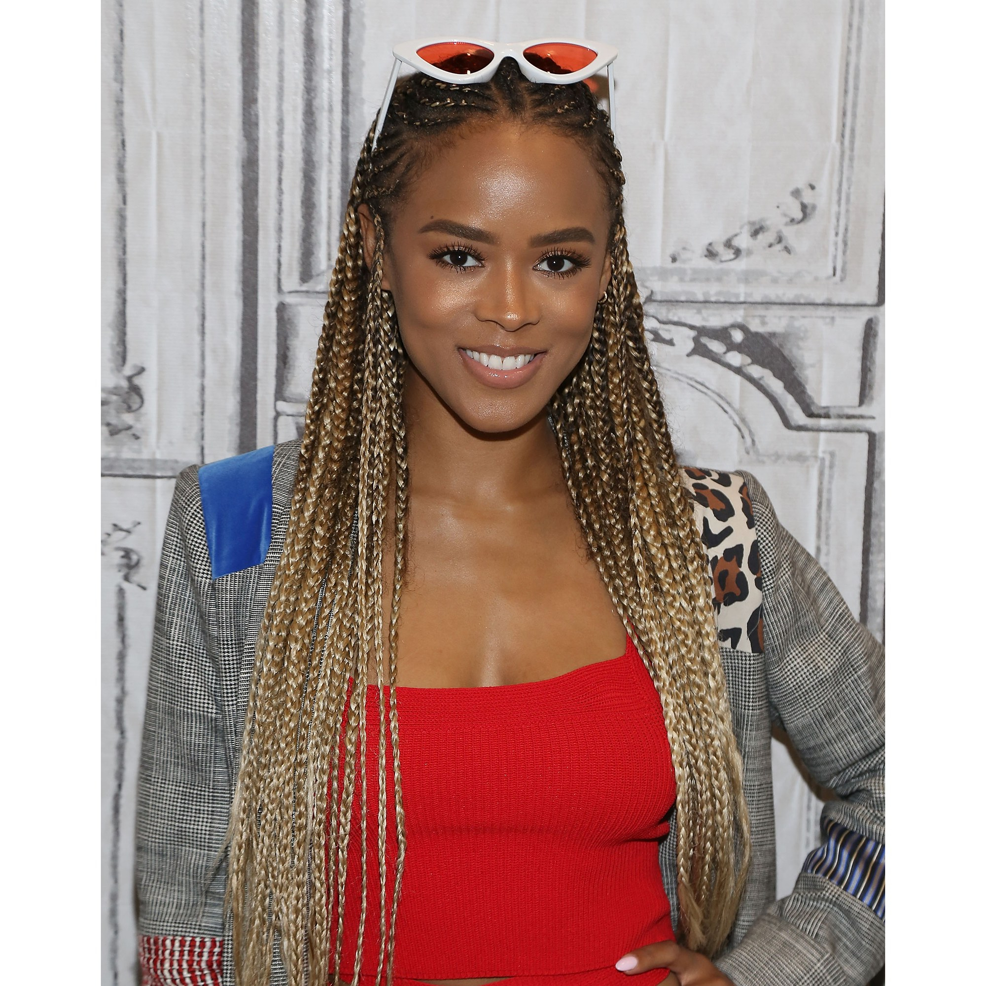 Recent Cherry Lemonade Braided Hairstyles Throughout 28 Ombré Hair Colors We're Obsessed With (View 19 of 20)