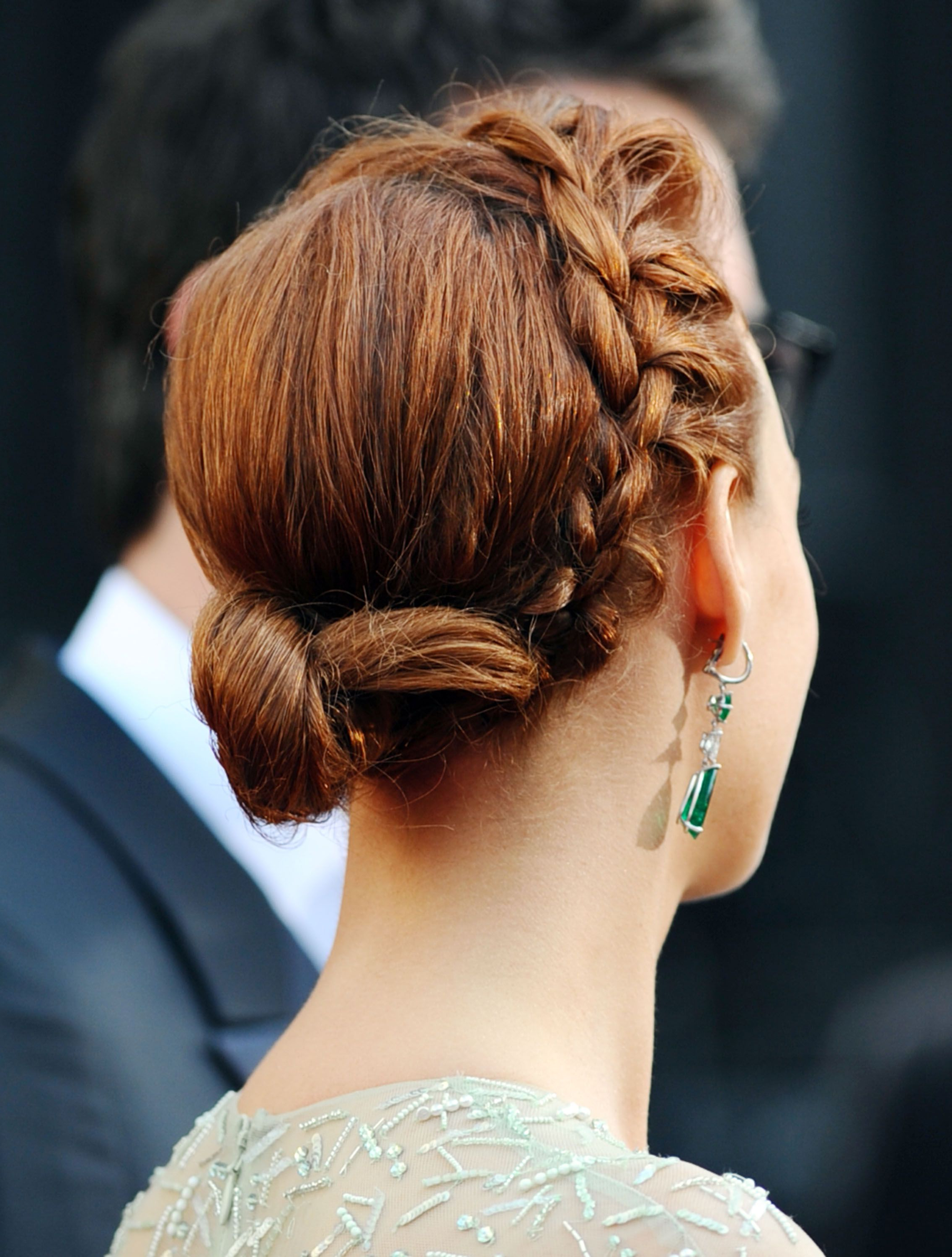 Recent Chunky French Braid Chignon Hairstyles In 60 Easy Braided Hairstyles – Cool Braid How To's & Ideas (View 15 of 20)