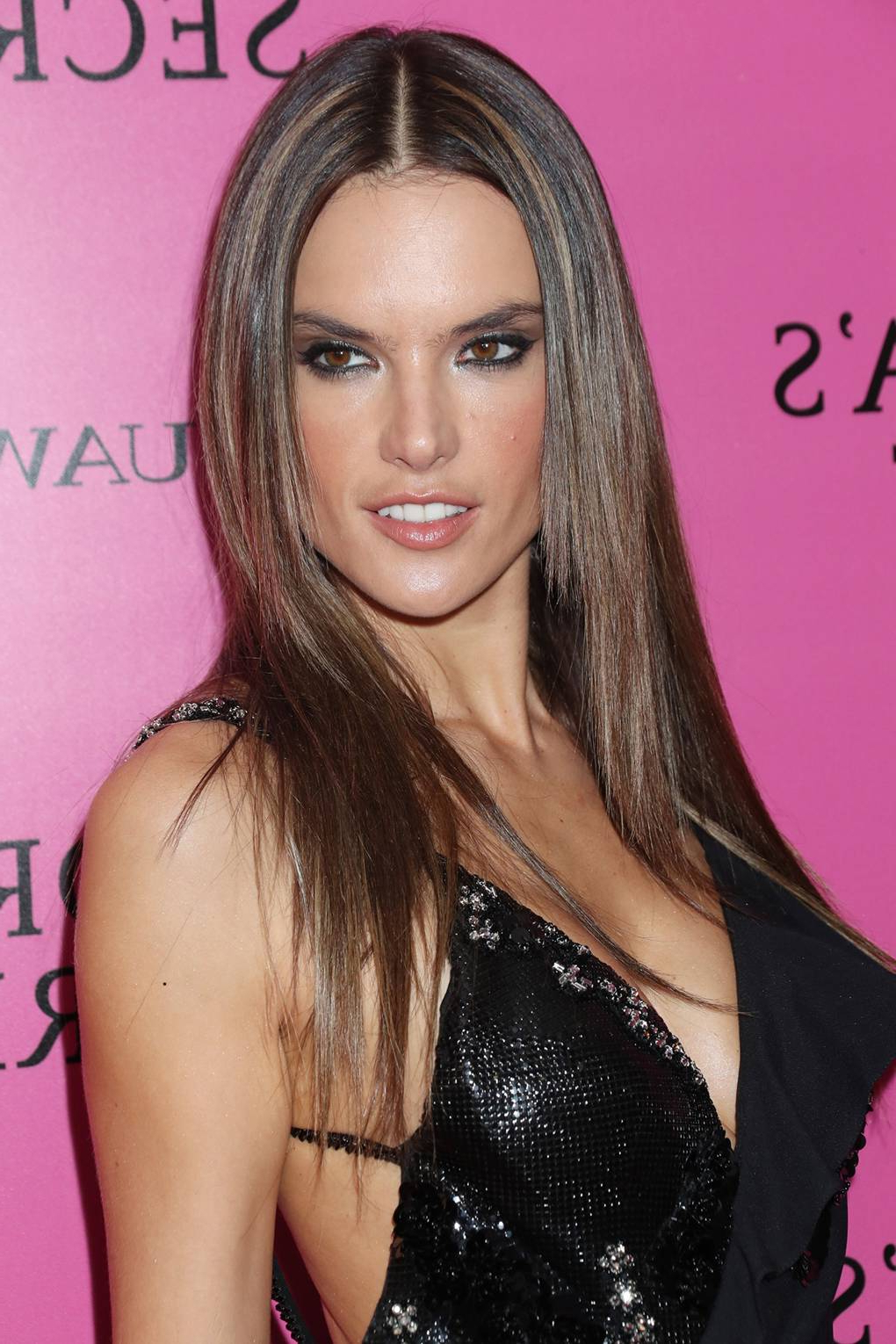 Recent Straight And Sleek Hairstyles Regarding Straight Hairstyles: Super Sleek Straight Hair Style (View 19 of 20)