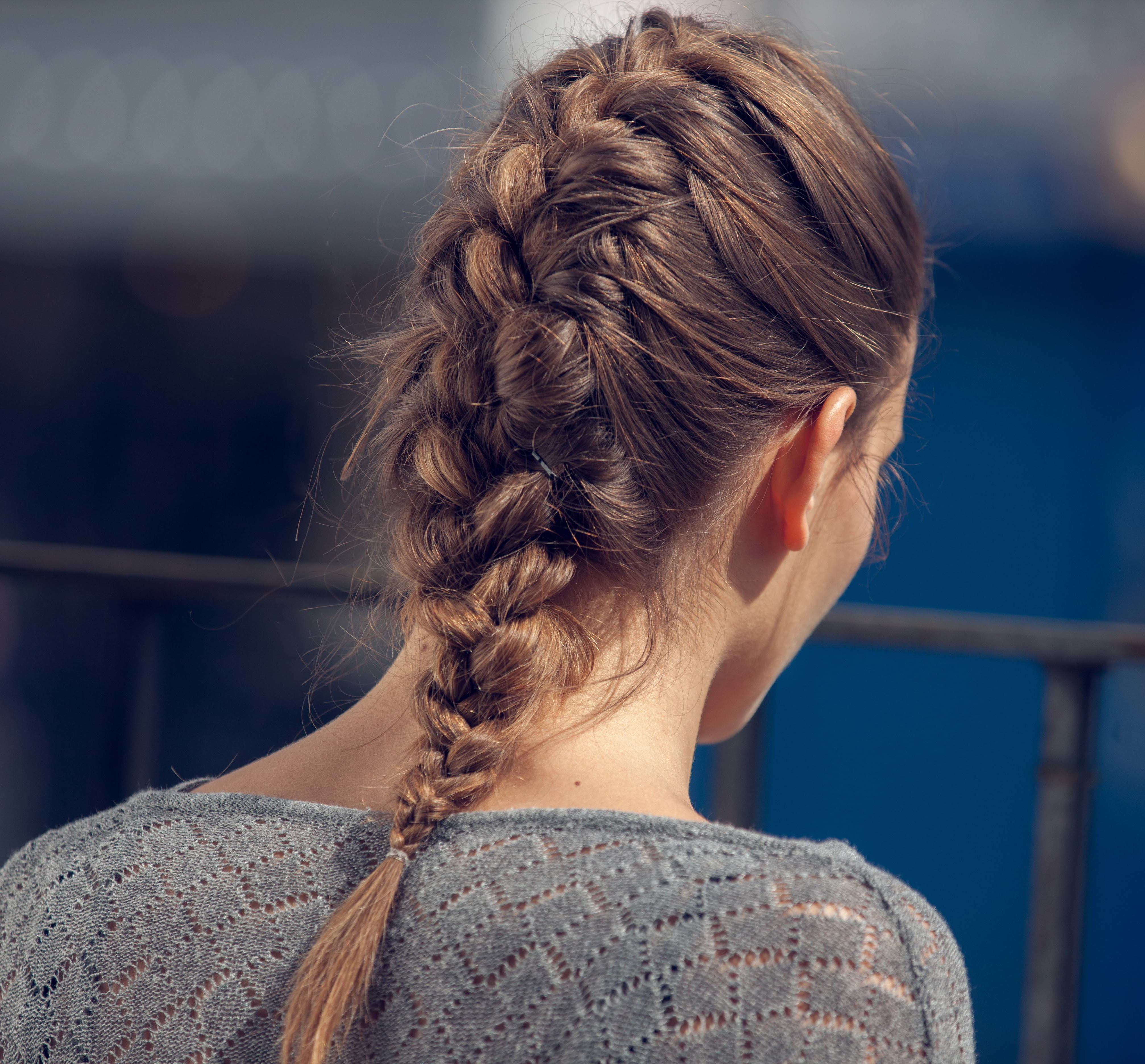 Recent Thick Two Side Fishtails Braid Hairstyles Regarding Hairstyles For Thick Hair: 4 Braided Hairstyles Your Mane (View 8 of 20)