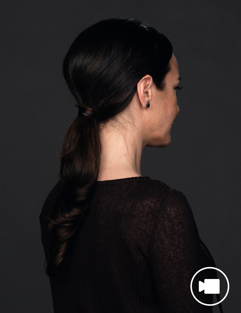 Redken For Most Recent Wrapped Ponytail Hairstyles (View 16 of 20)