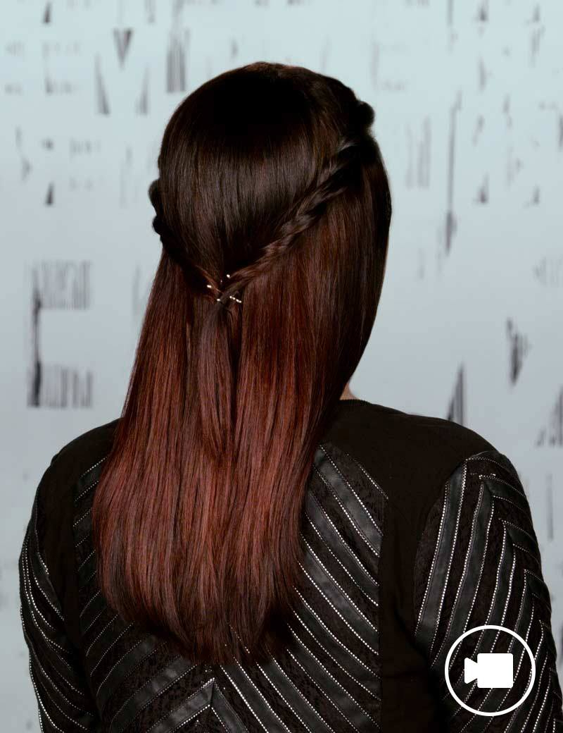 Redken Pertaining To Famous Boho Half Braid Hairstyles (View 19 of 20)