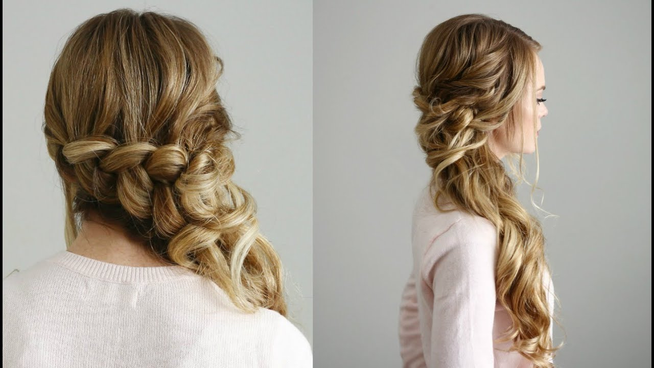 Featured Photo of Side Swept Braid Hairstyles