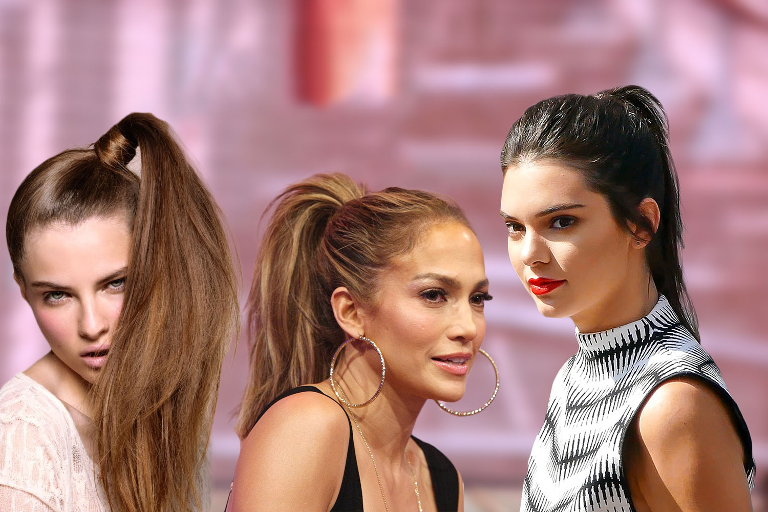 Featured Photo of Sky High Pony Updo Hairstyles