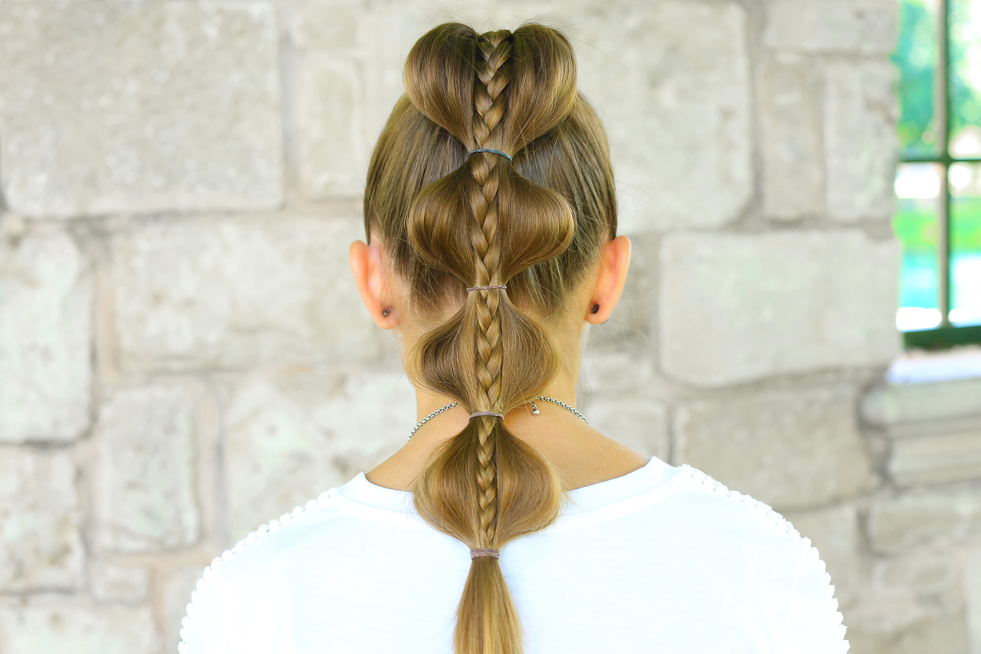 Stacked Bubble Braid (View 17 of 20)