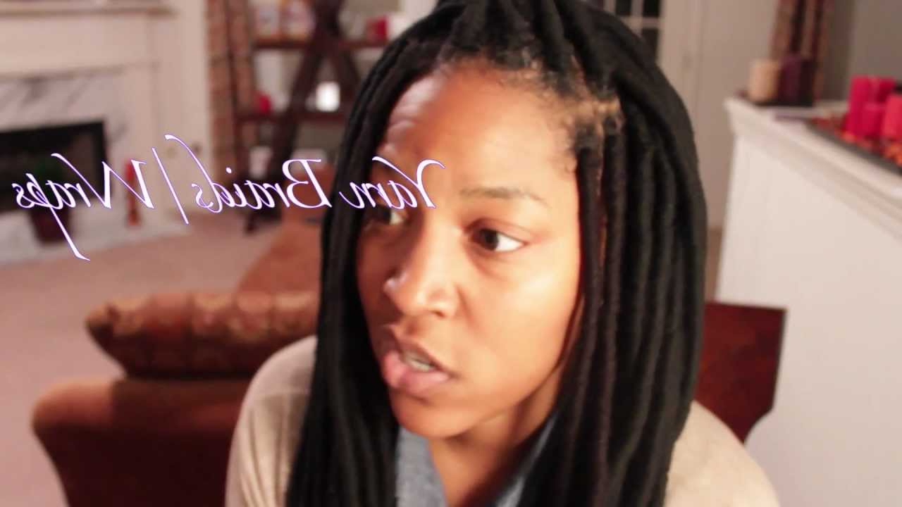 The Best Yarn Braid Hairstyles To Spice Up Your Look – The Pertaining To Popular Jumbo Twists Yarn Braid Hairstyles (Gallery 18 of 20)