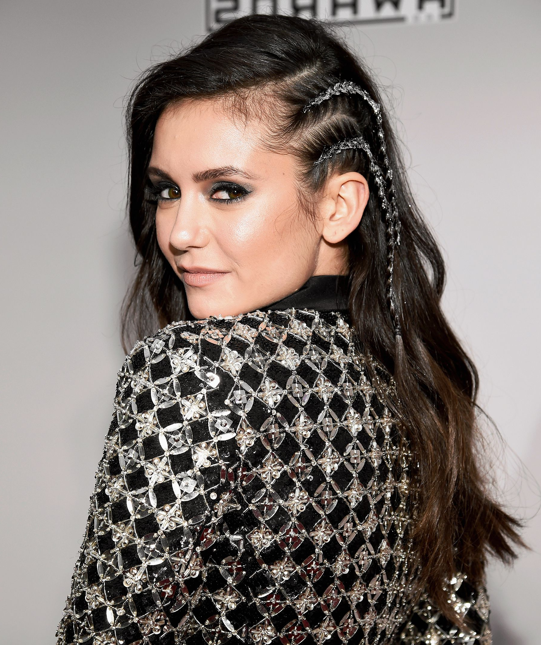 The Braid Brigade: Hollywood's Hottest Hairstyle In 2019 With Trendy Metallic Side Cornrows Braided Hairstyles (View 11 of 20)
