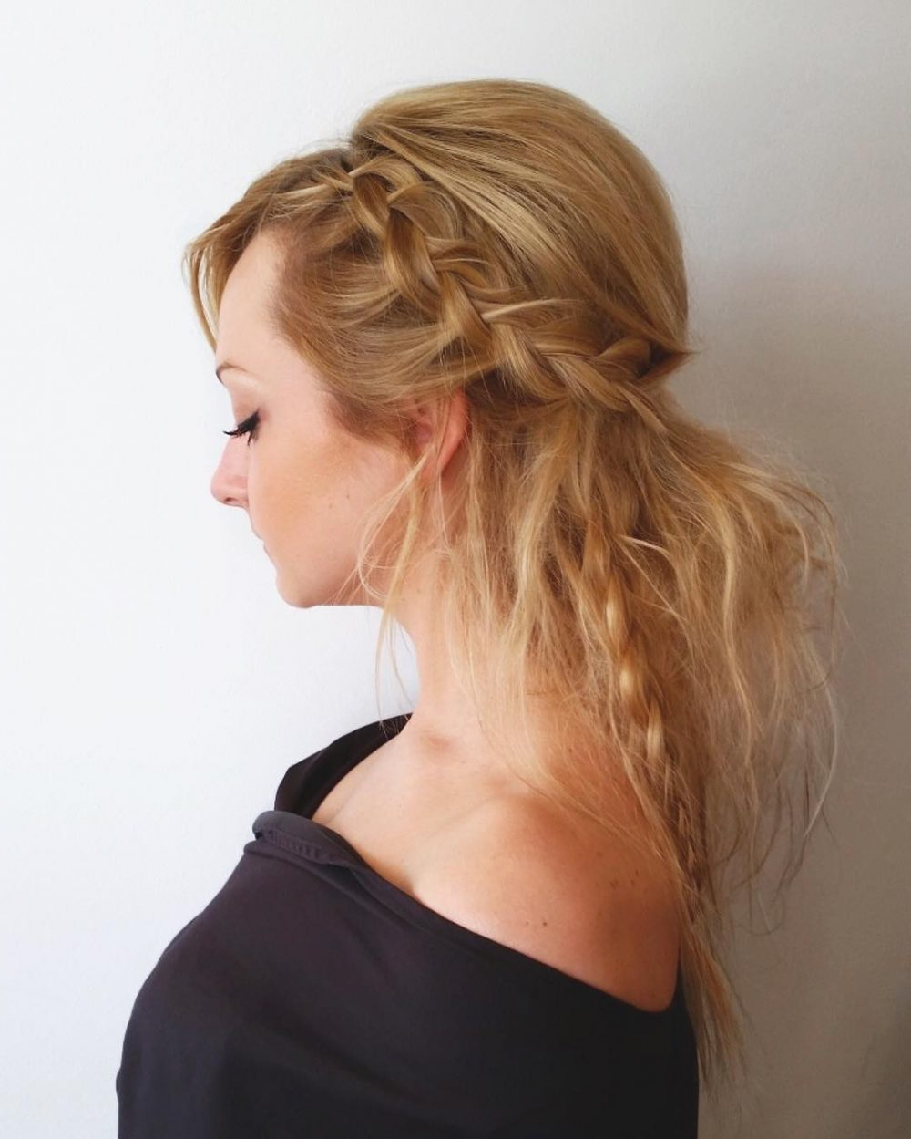 Top 19 Bohemian Hairstyles Trending In 2019 With Regard To Popular Chic Bohemian Braid Hairstyles (View 16 of 20)