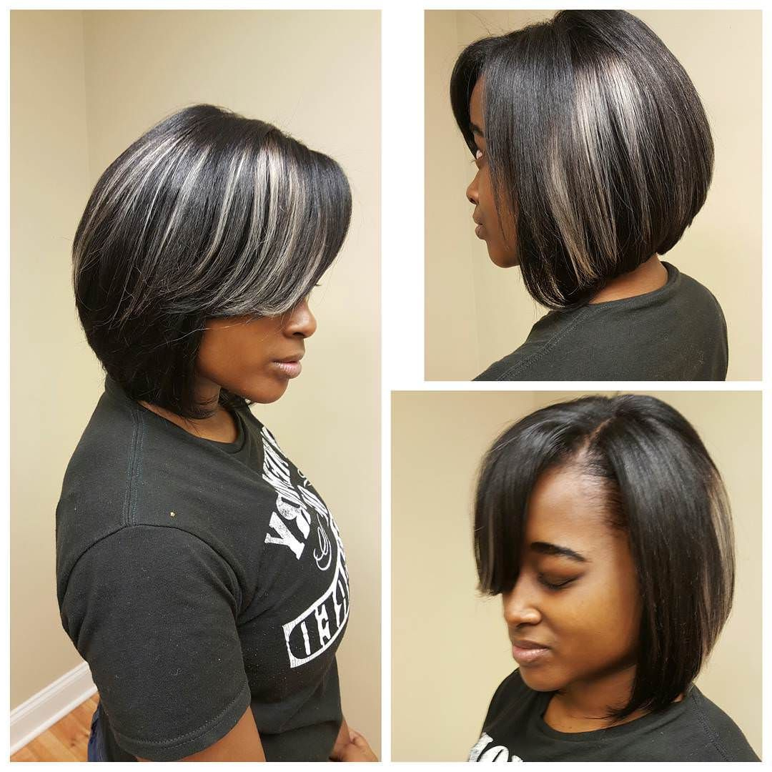 Trendy Bumped And Bobbed Braided Hairstyles Throughout 36 Hottest Bob Hairstyles 2017 – Amazing Bob Haircuts For (View 18 of 20)