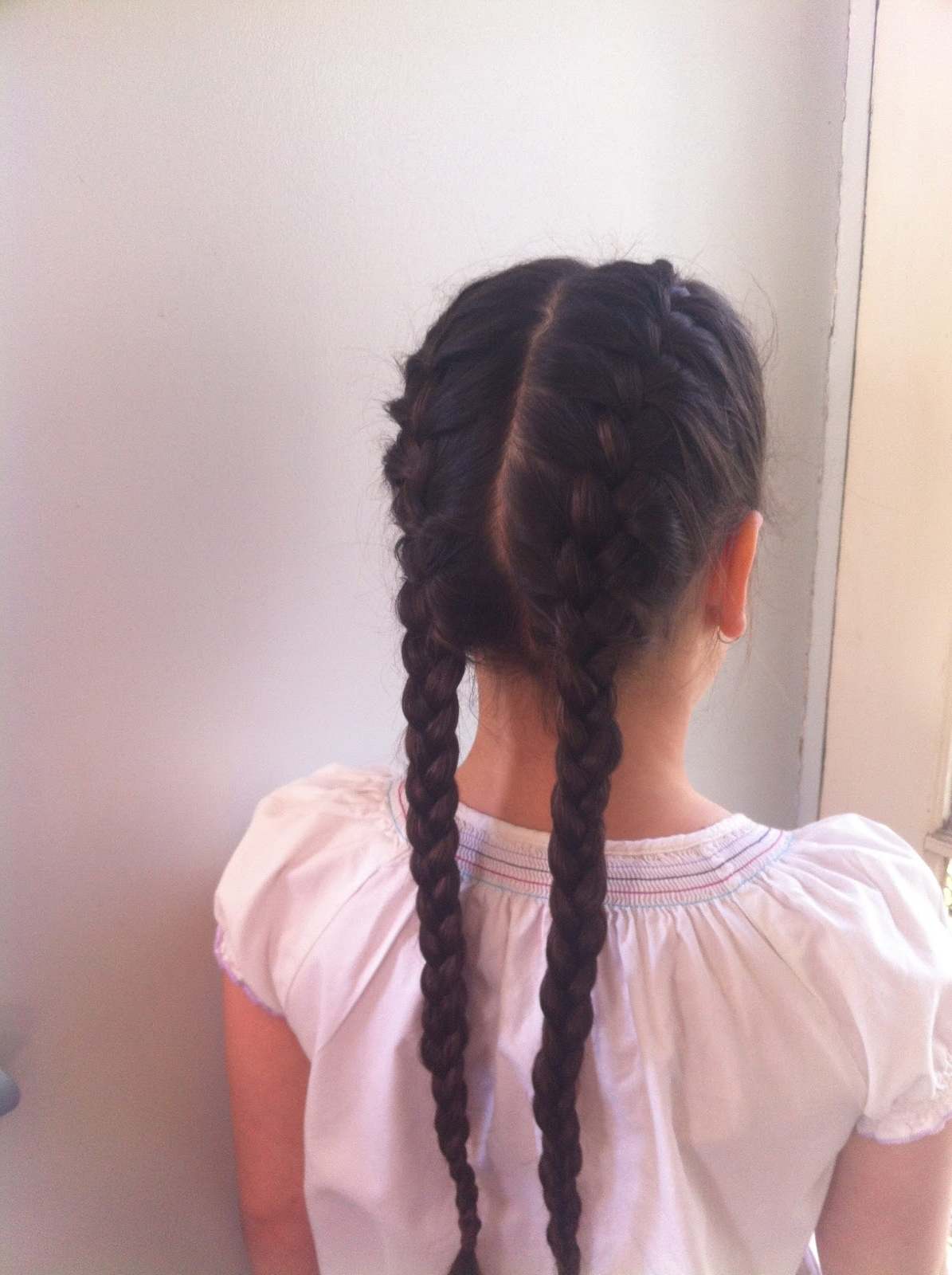 Twin French Braids (View 5 of 20)
