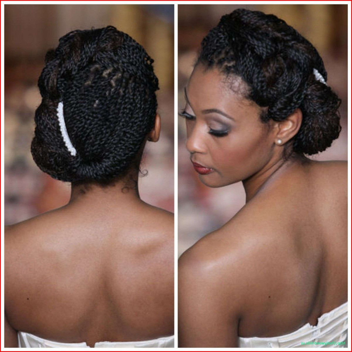 Twist Braids Hairstyles For Weddings – Hairstyles Braided In Newest Twists And Braid Hairstyles (View 13 of 20)
