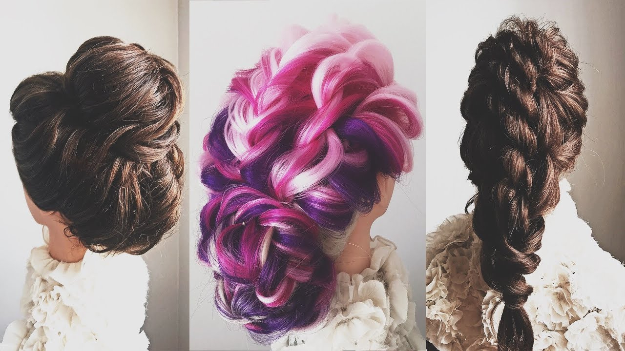 Twisted Braided Hairstyles That Give You A Big Volume (View 19 of 20)