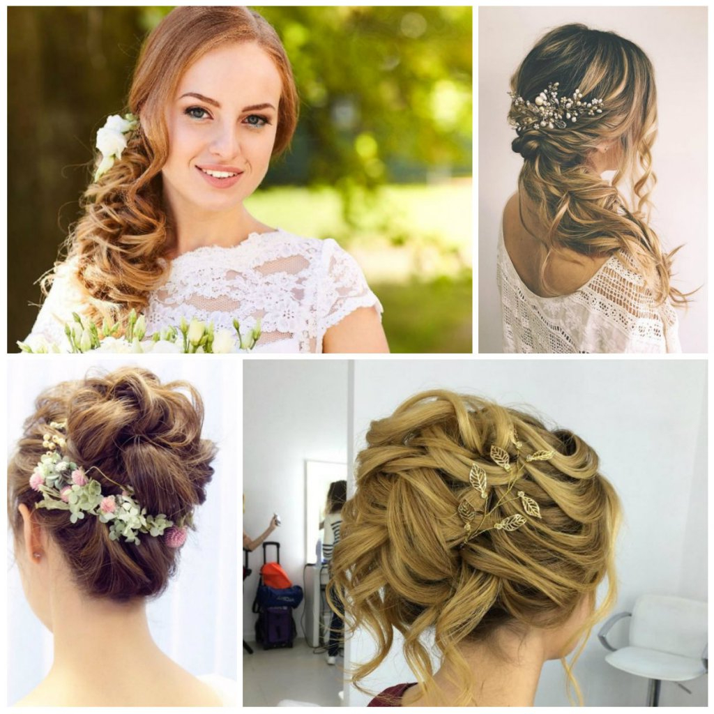 Wedding Hairstyles : Astonishing Wedding Hair Side Style Within Well Known Side Swept Braid Updo Hairstyles (View 15 of 20)