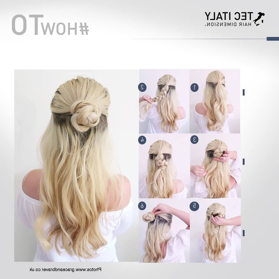 Well Known Billowing Ponytail Braided Hairstyles In 72 Trendy Diy Hairdo Braid Tutorials To Hog The Limelight (Gallery 3 of 20)