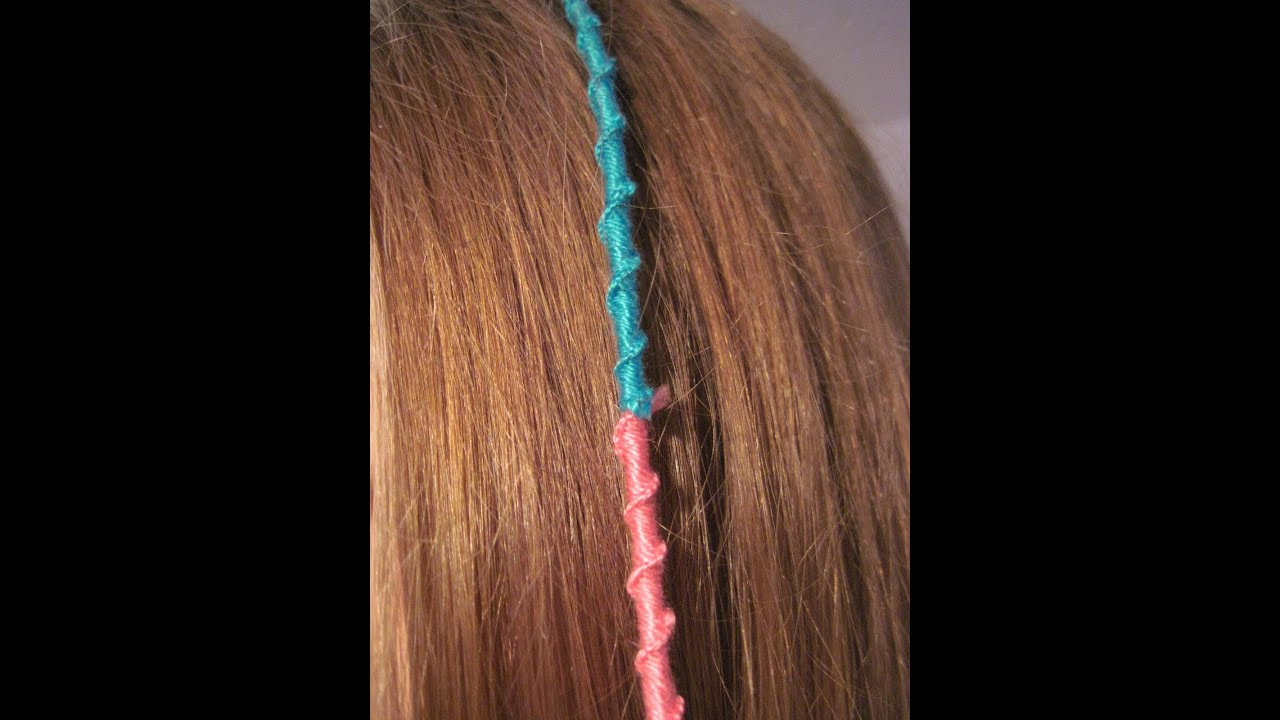 Well Known Braided Hairstyles With Beads And Wraps In Hair Wrap Tutorial (Gallery 19 of 20)