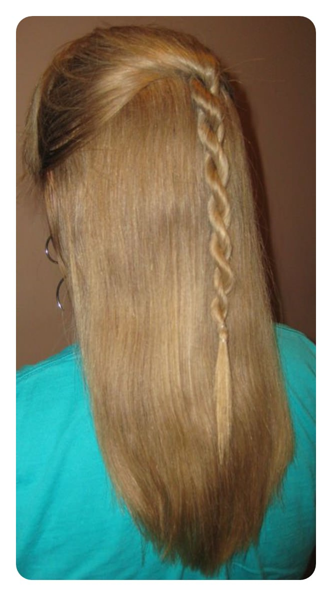 Well Known Casual Rope Braid Hairstyles Within 78 Unique And Fashionable Rope Braid Hairstyles (Gallery 9 of 20)