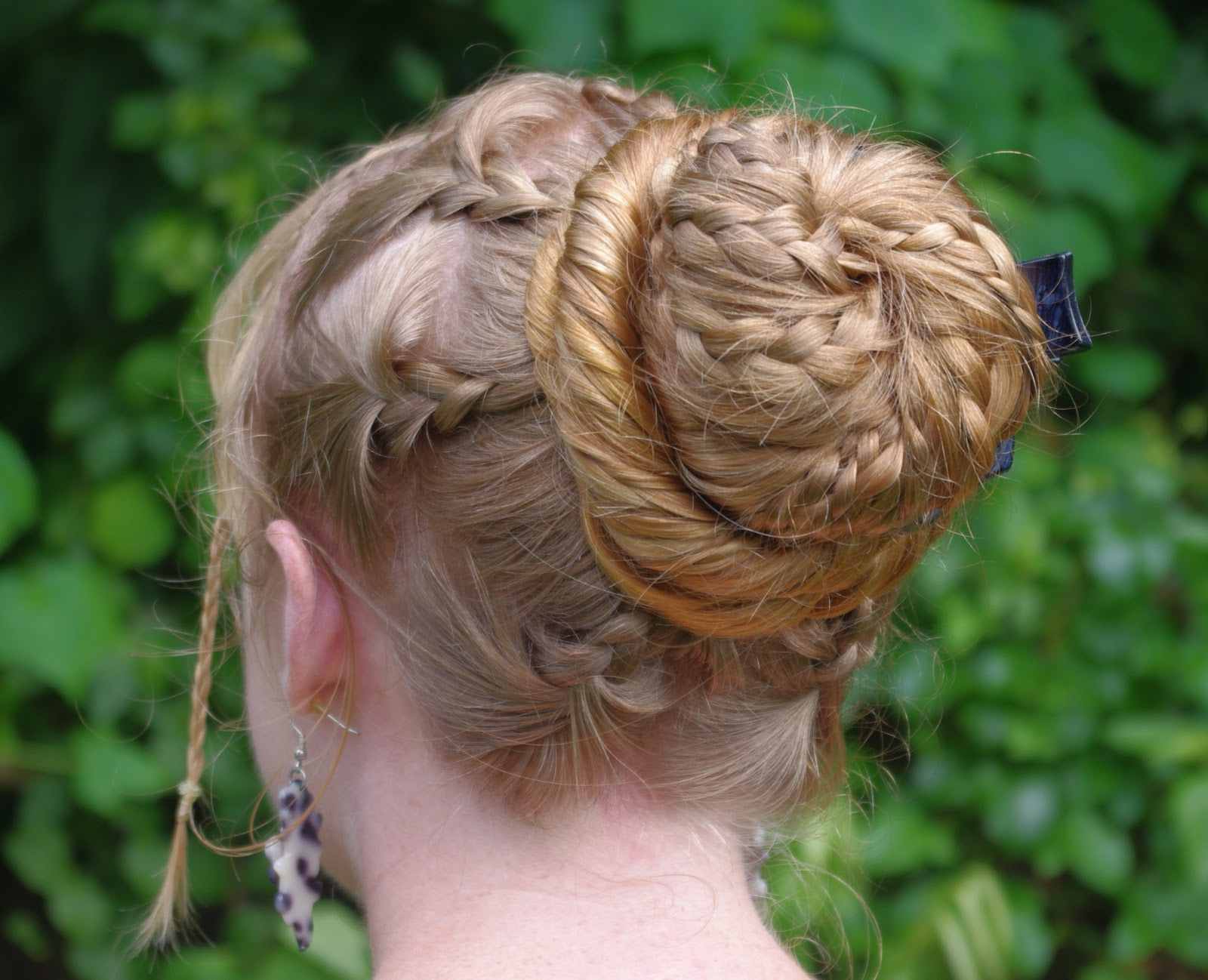 Well Known Cinnamon Bun Braided Hairstyles Intended For Braids & Hairstyles For Super Long Hair: Cinnamon Bun With (View 4 of 20)