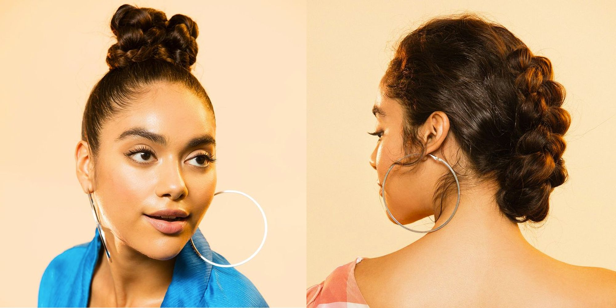 Well Known Cornrow Braided Bun Hairstyles Intended For 3 Best Braided Bun Tutorials Of 2019 – Easy Natural Braided (Gallery 11 of 20)