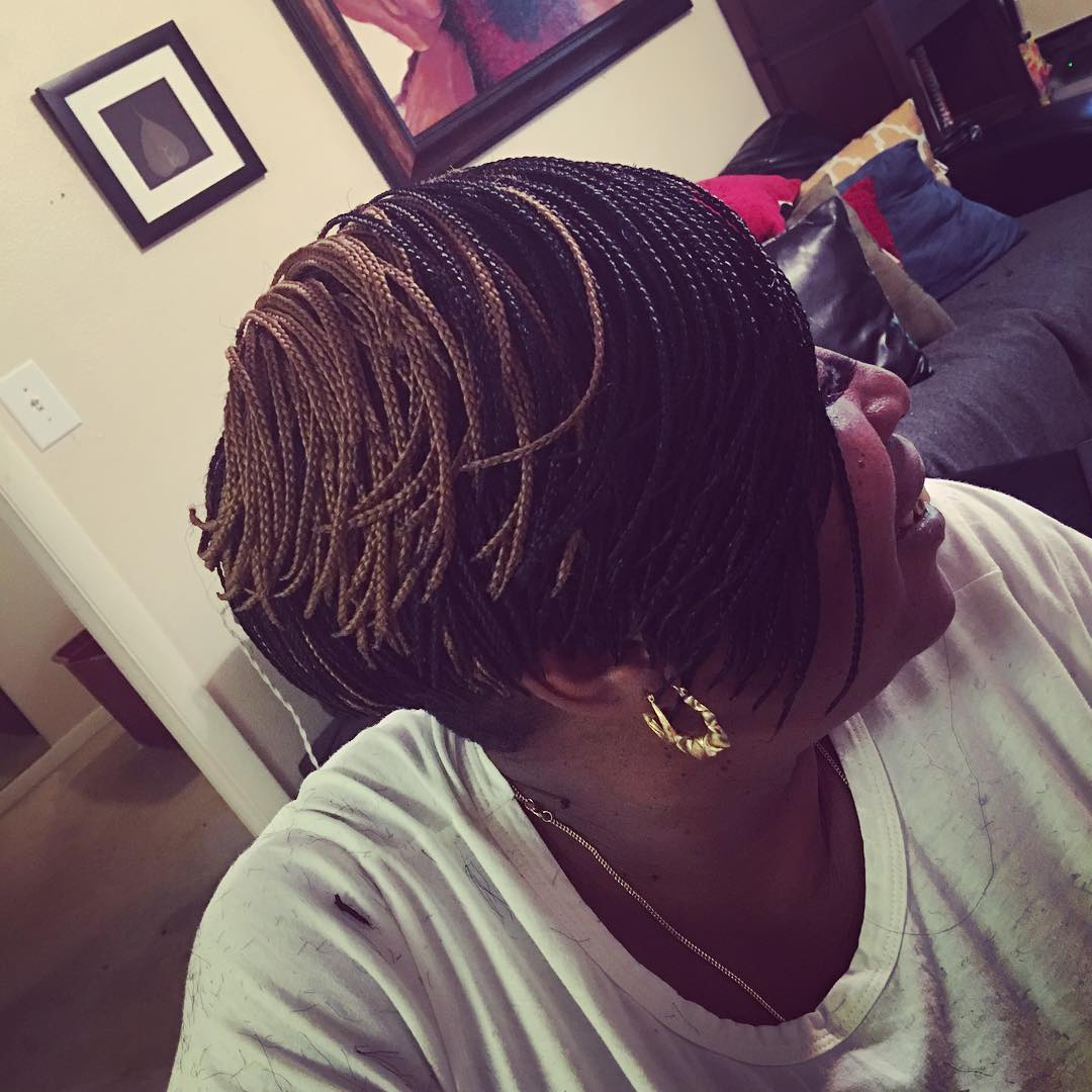Well Known Layered Bob Braid Hairstyles With Regard To 29 Swanky Braided Hairstyles To Do On Short Hair – Wild (View 17 of 20)