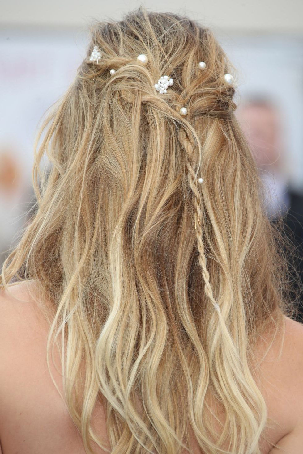 Well Known Pinned Back Side Hairstyles Pertaining To 20+ Half Up Half Down Hairstyles — Half Up Bun Hairstyle Trend (Gallery 17 of 20)