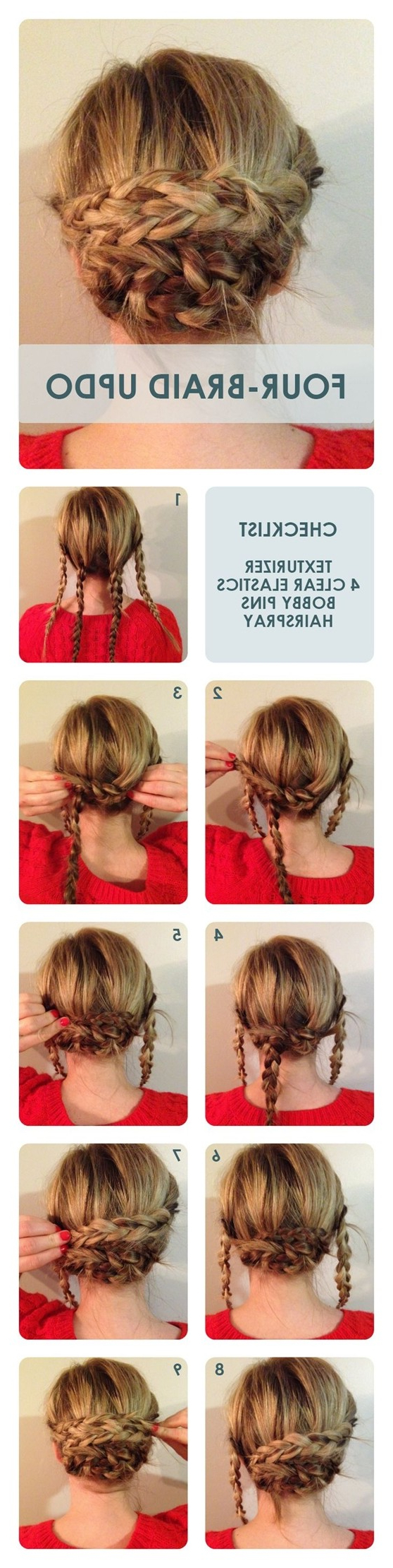 Well Liked Low Braided Bun Updo Hairstyles Pertaining To 15 Braided Bun Updos Ideas – Popular Haircuts (Gallery 10 of 20)