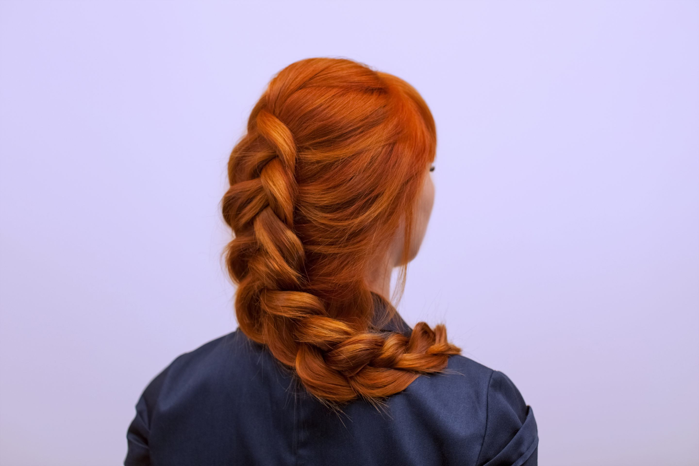 Well+Good For Famous Softly Pulled Back Braid Hairstyles (Gallery 6 of 20)