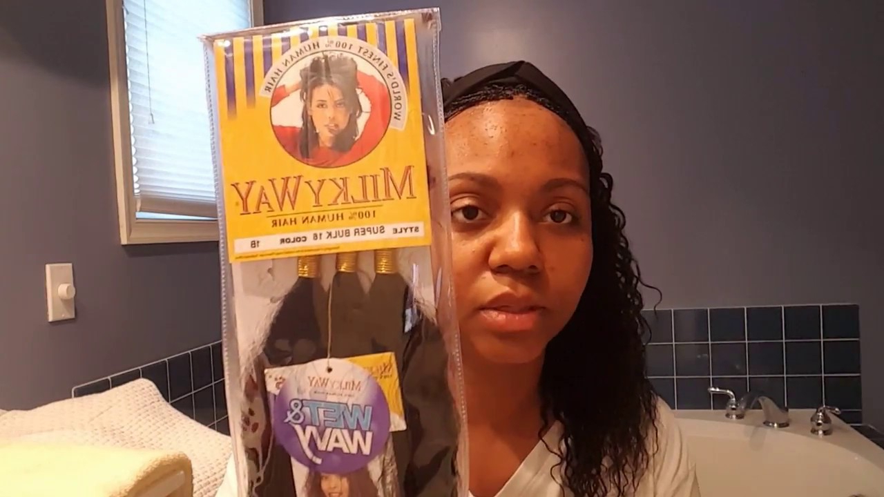 Wet & Wavy Human Hair (View 11 of 20)