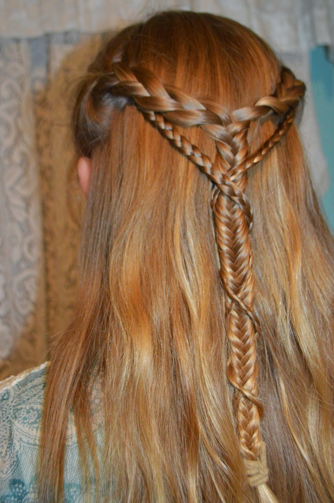 Whatsoever Things Are Lovely: Medieval Braid Wrapped Braid Within Well Known Braided And Wrapped Hairstyles (View 20 of 20)