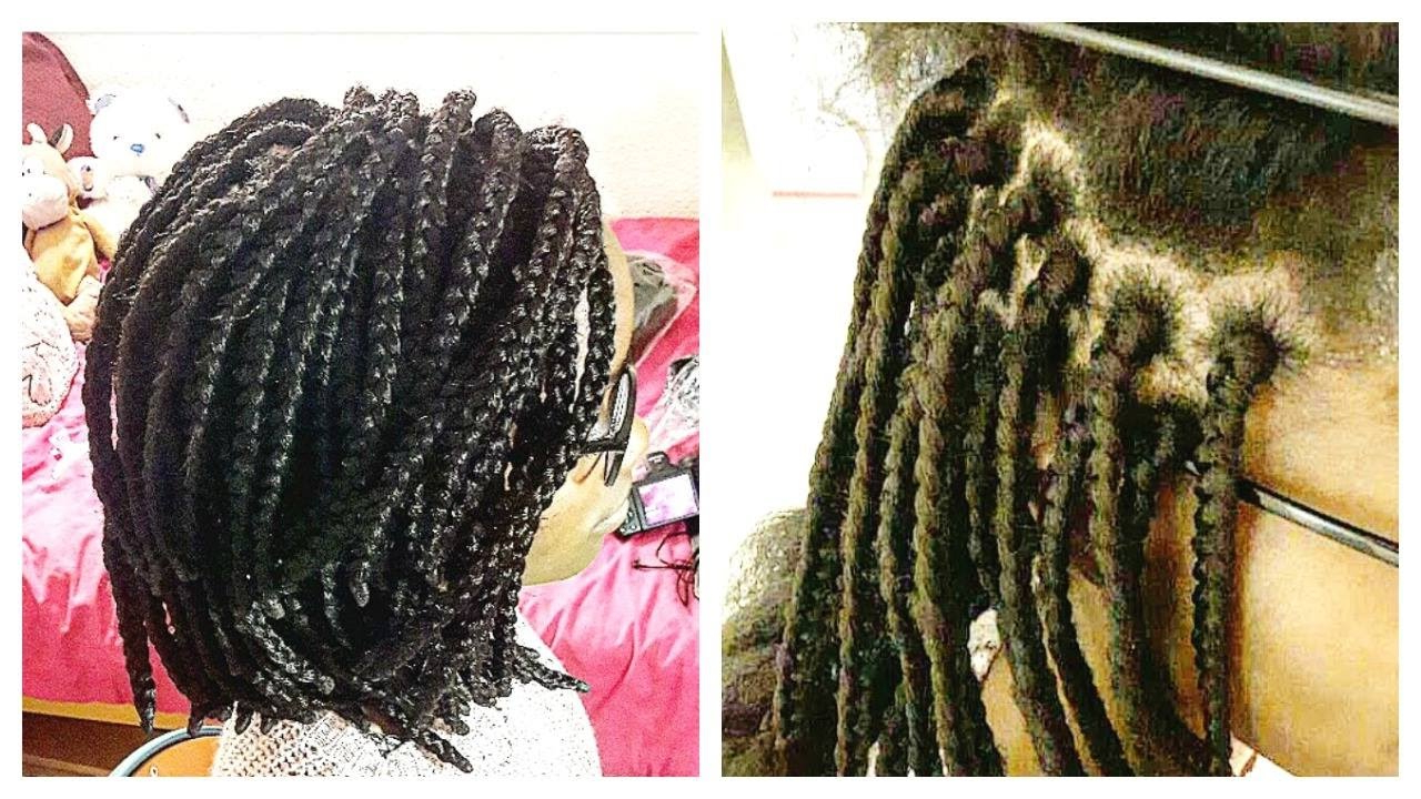 [%Widely Used Bumped And Bobbed Braided Hairstyles Throughout [How To] Bob Braids Tutorial 💇👌 || Miss Didoune|[How To] Bob Braids Tutorial 💇👌 || Miss Didoune Throughout Popular Bumped And Bobbed Braided Hairstyles%] (View 1 of 20)
