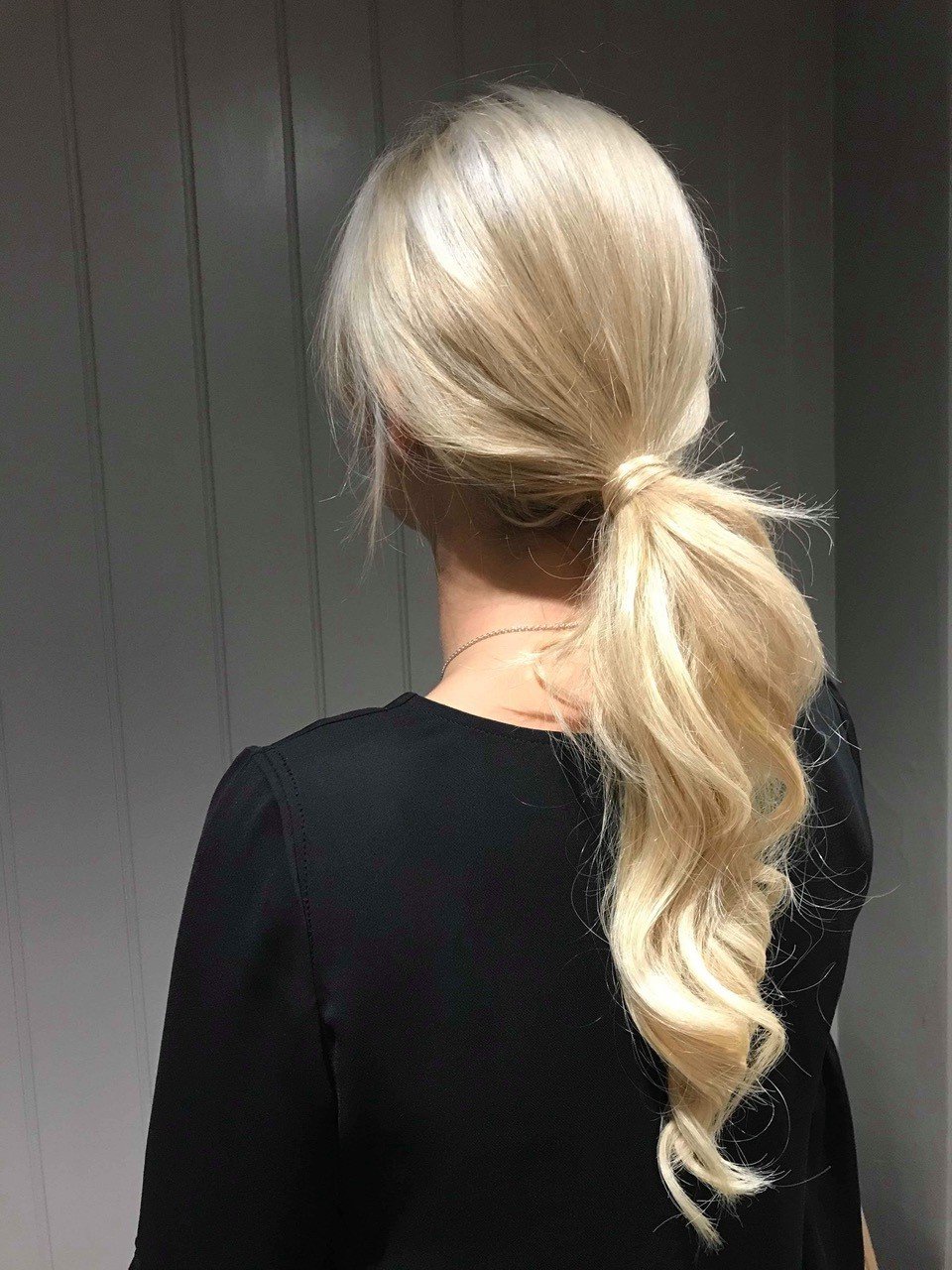 Widely Used Low Ponytail Hairstyles Within 3 Ways To Style A Low Ponytail Without Looking Like A (Gallery 12 of 20)