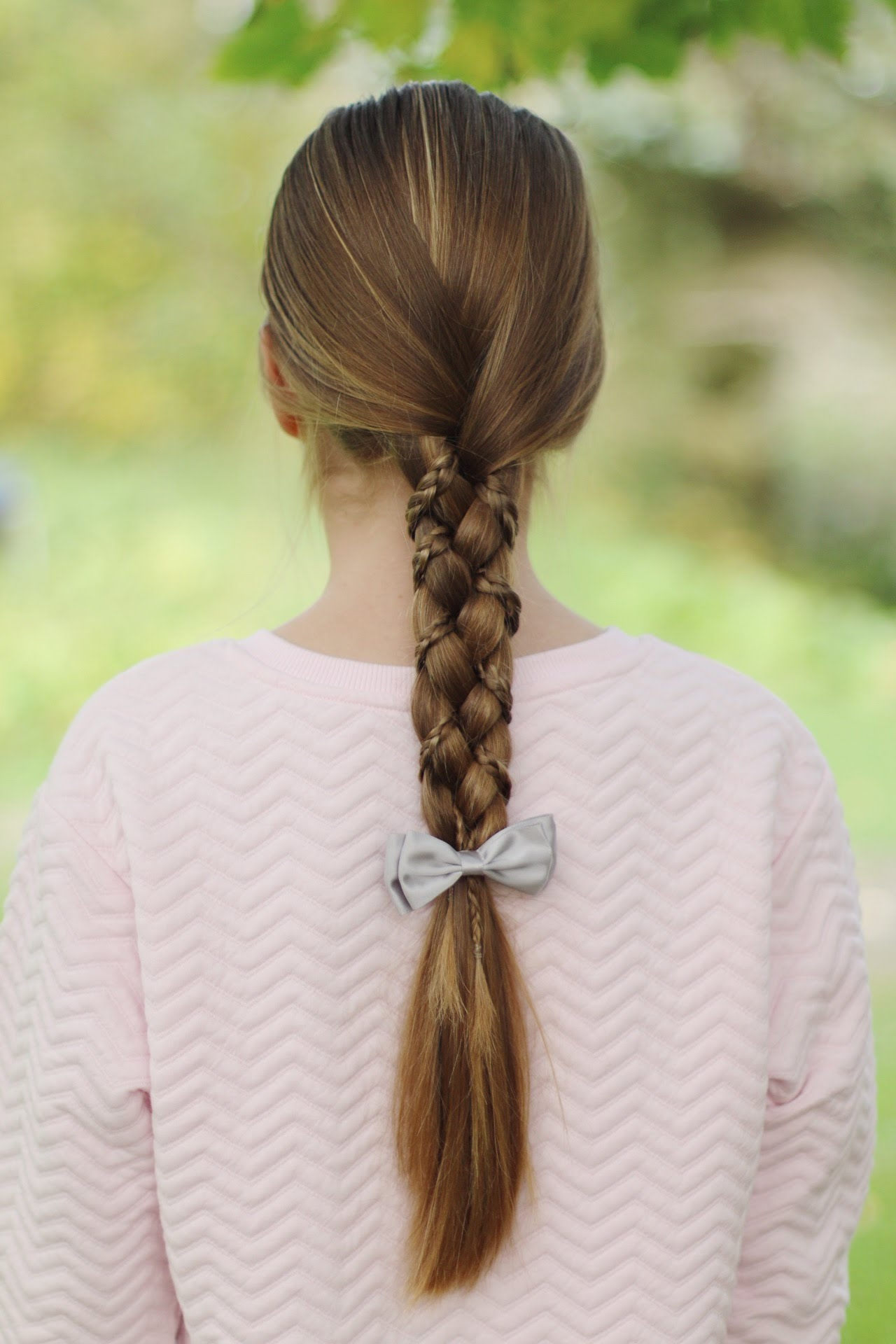 Widely Used Three Strand Side Braided Hairstyles For 40 Braid Styles For Women (View 20 of 20)