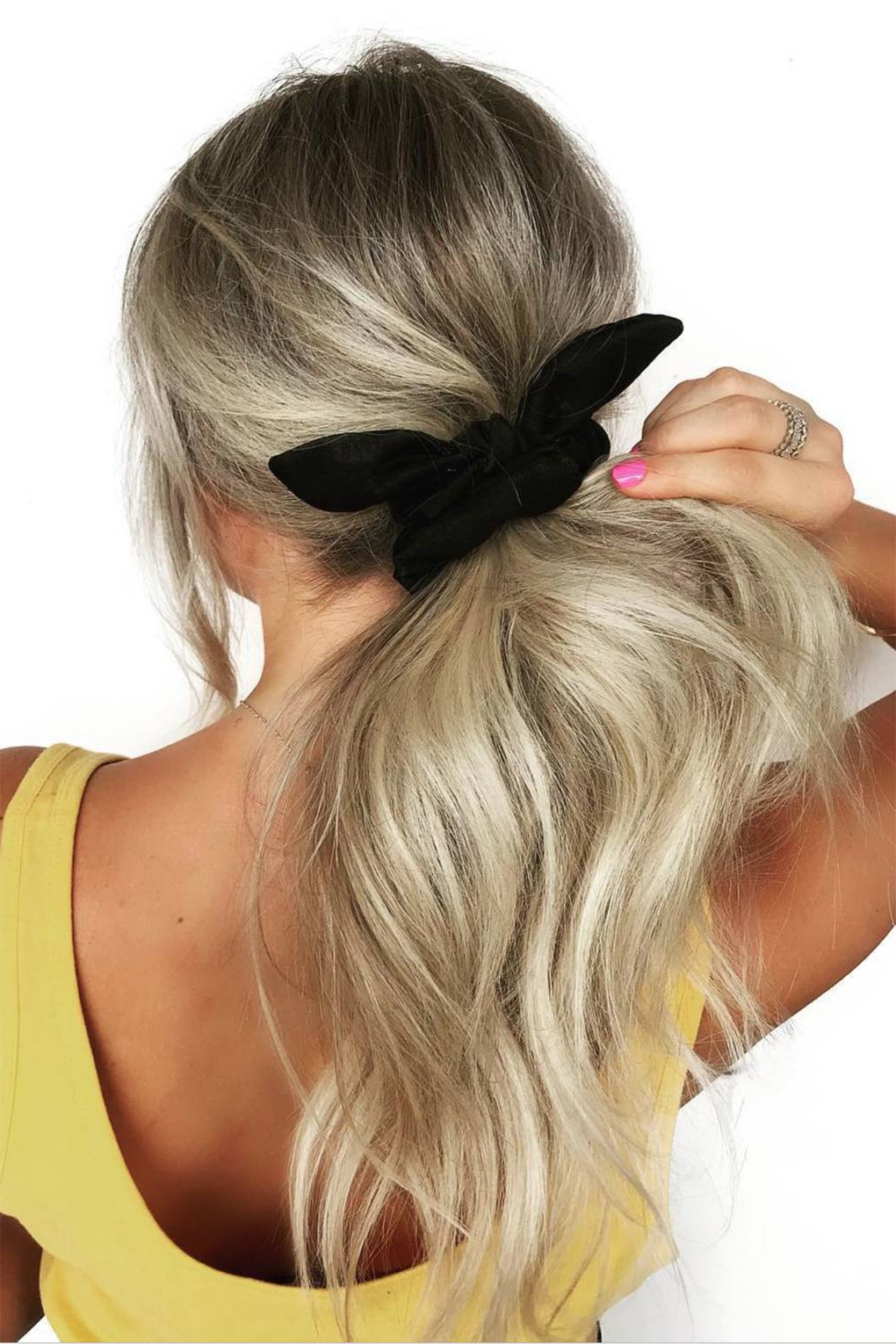 Widely Used Wrap Around Ponytail Updo Hairstyles Inside Ponytail Hairstyles 2019: Hair Up Ideas (Gallery 19 of 20)