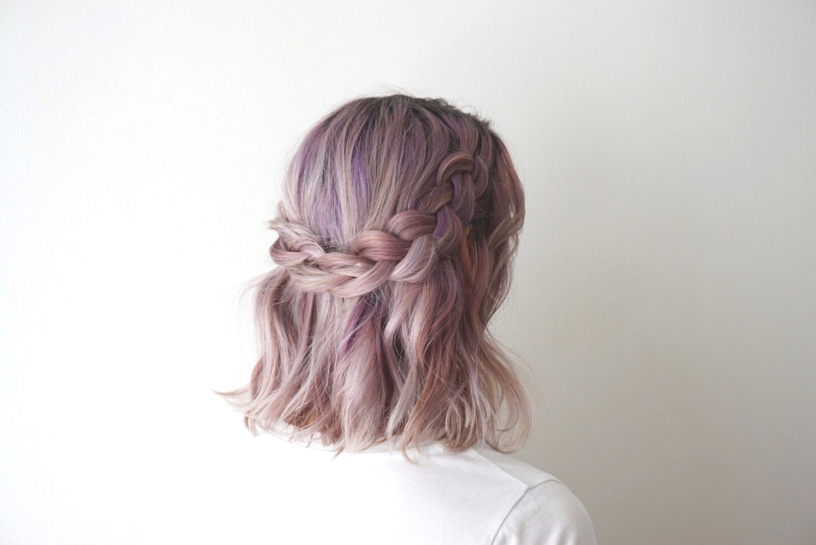 2019 Braided Shoulder Length Hairstyles Intended For Hairstyles : Braided Hairstyles For Medium Gorgeous Braids (View 5 of 20)