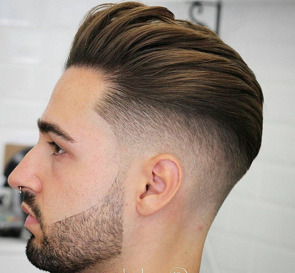 33 Outstanding Slicked Back Mens Haircut 2019 – Men Regarding Recent Long Hairstyles With Slicked Back Top (Gallery 9 of 20)