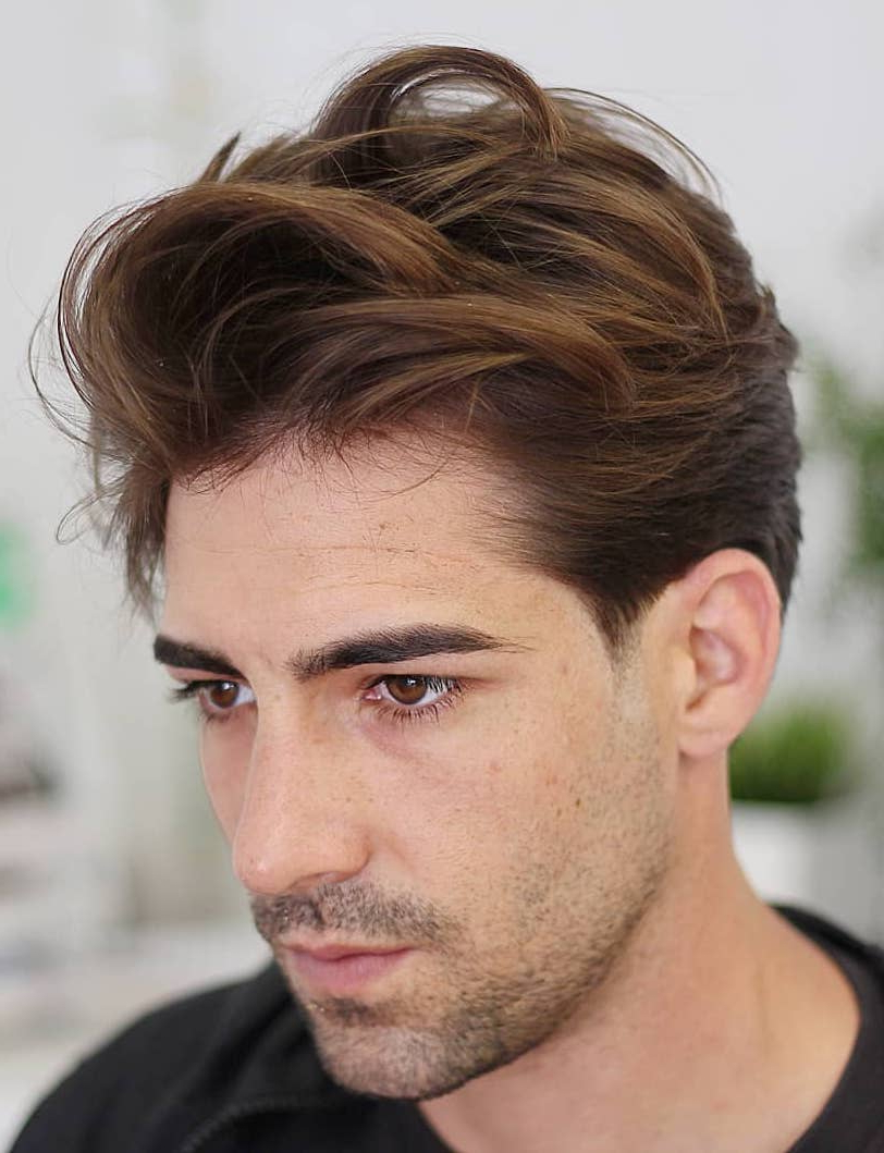 40 Outstanding Quiff Hairstyle Ideas – A Comprehensive Guide Throughout Favorite Retro Side Hairdos With Texture (View 5 of 20)
