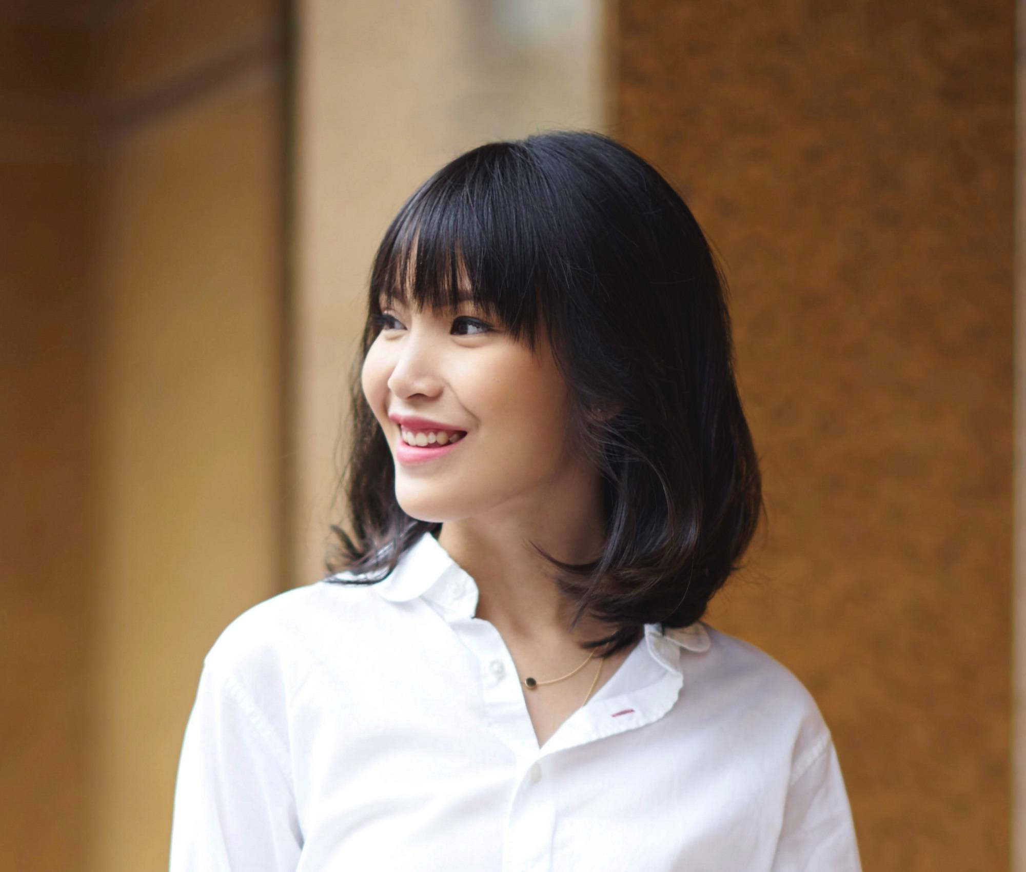 All Things For 2019 Medium Length Bob Asian Hairstyles With Long Bangs (View 20 of 20)