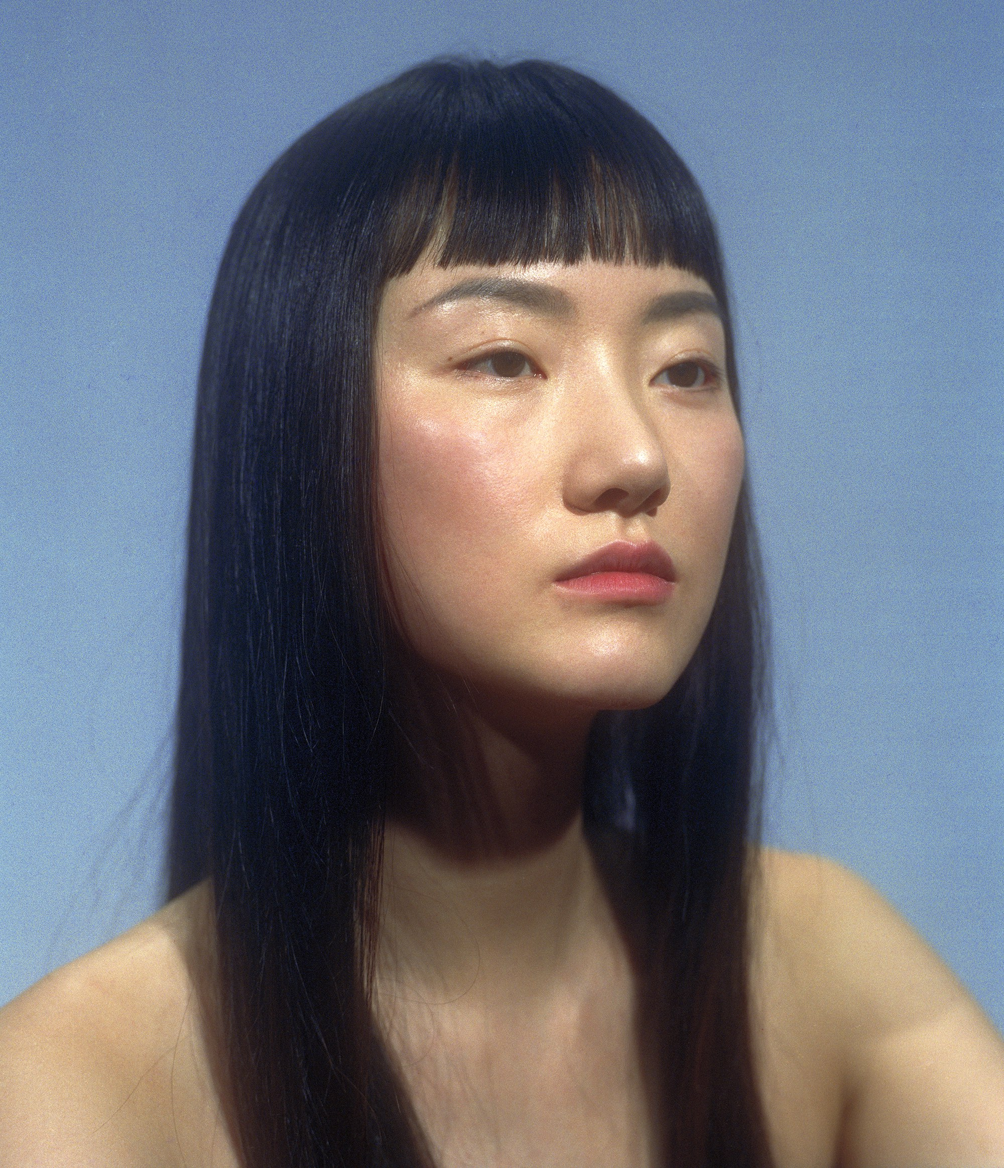 Allure For Widely Used Wispy Bangs Asian Hairstyles (View 8 of 20)
