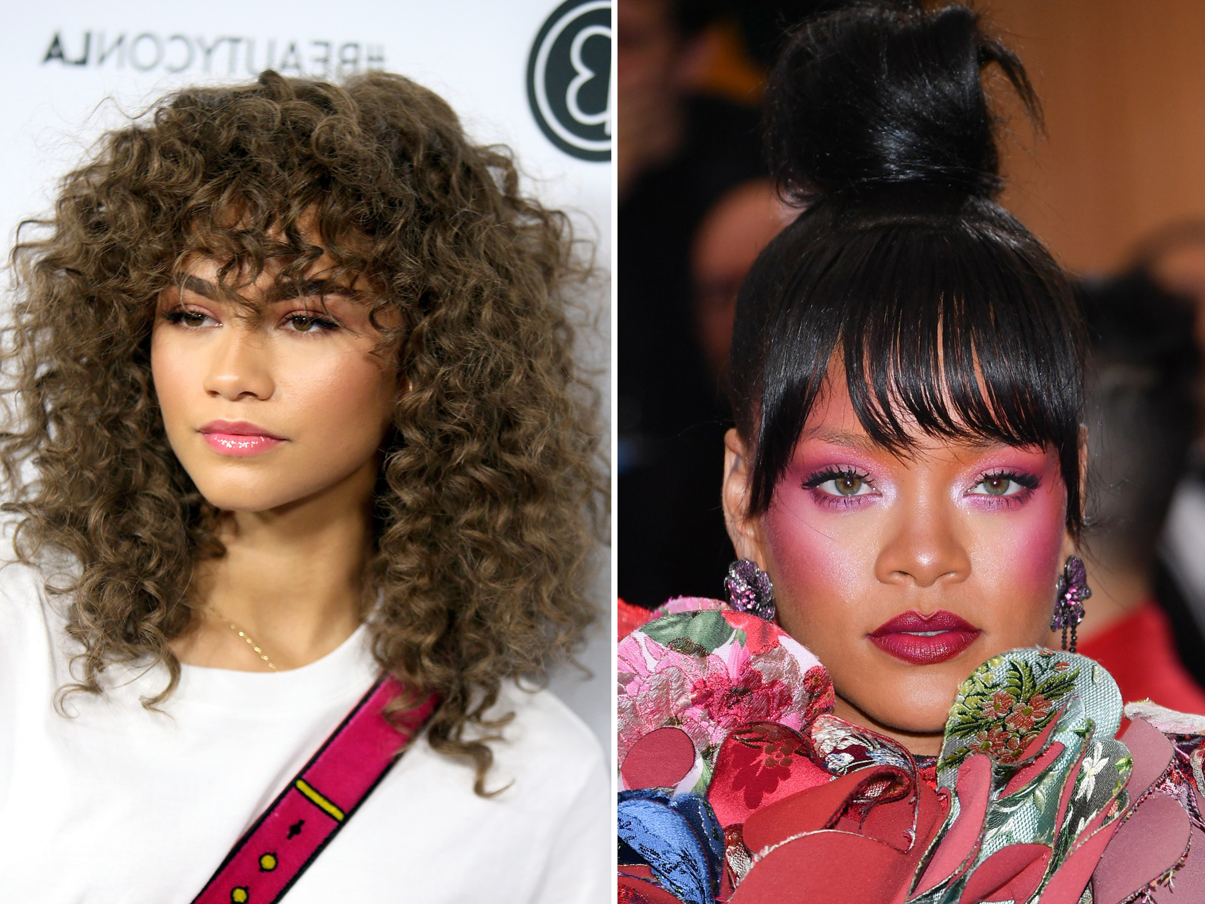 Allure Within Most Current Hairstyles With Fringes, End Curls And Headband (View 3 of 20)