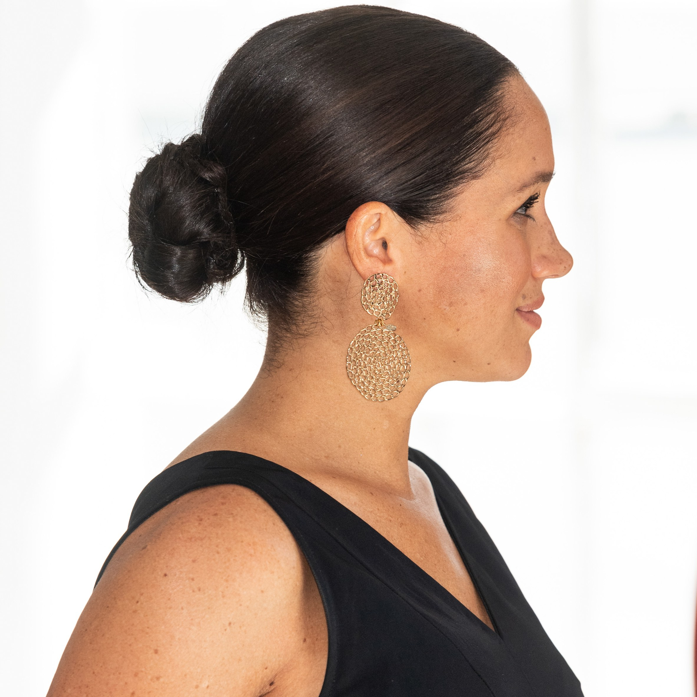 Allure Within Most Popular Sleek High Bun Hairstyles With Side Sweep (View 9 of 20)