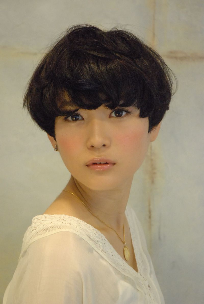 Asian Bowl Cut … (View 3 of 20)