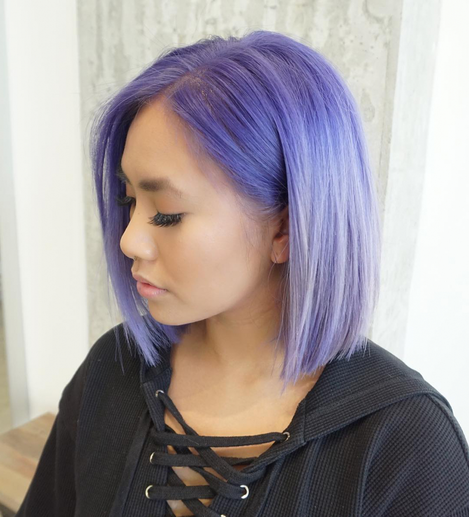 Asian Hair Fashion For 2019 Regarding 2020 Cool Silver Asian Hairstyles (View 19 of 20)