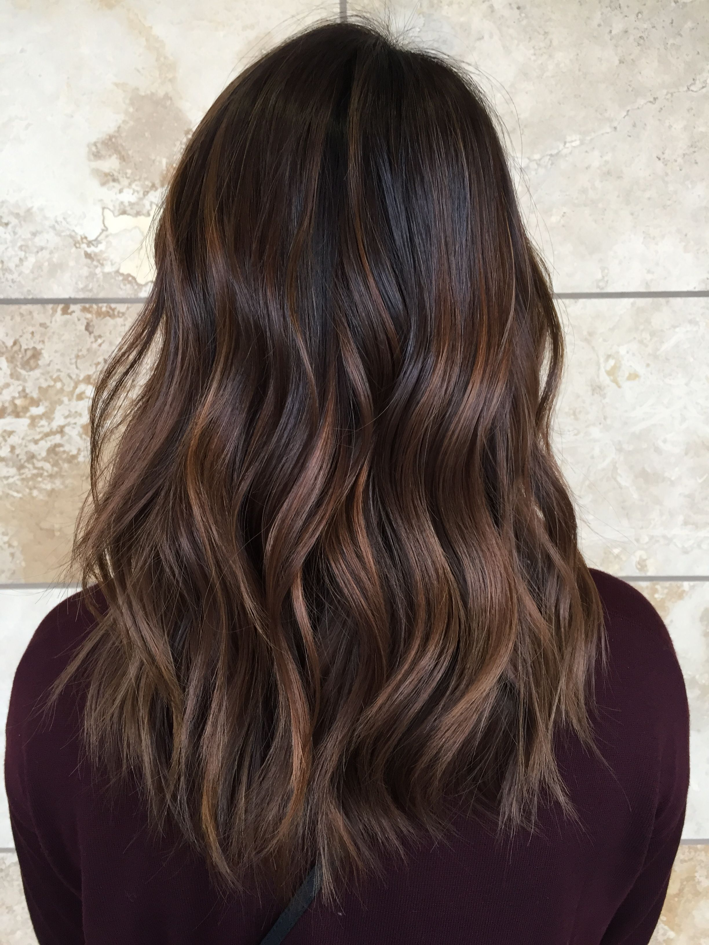 Balayage Hair, Balayage In Well Liked Soft Ombre Waves Hairstyles For Asian Hair (View 5 of 20)