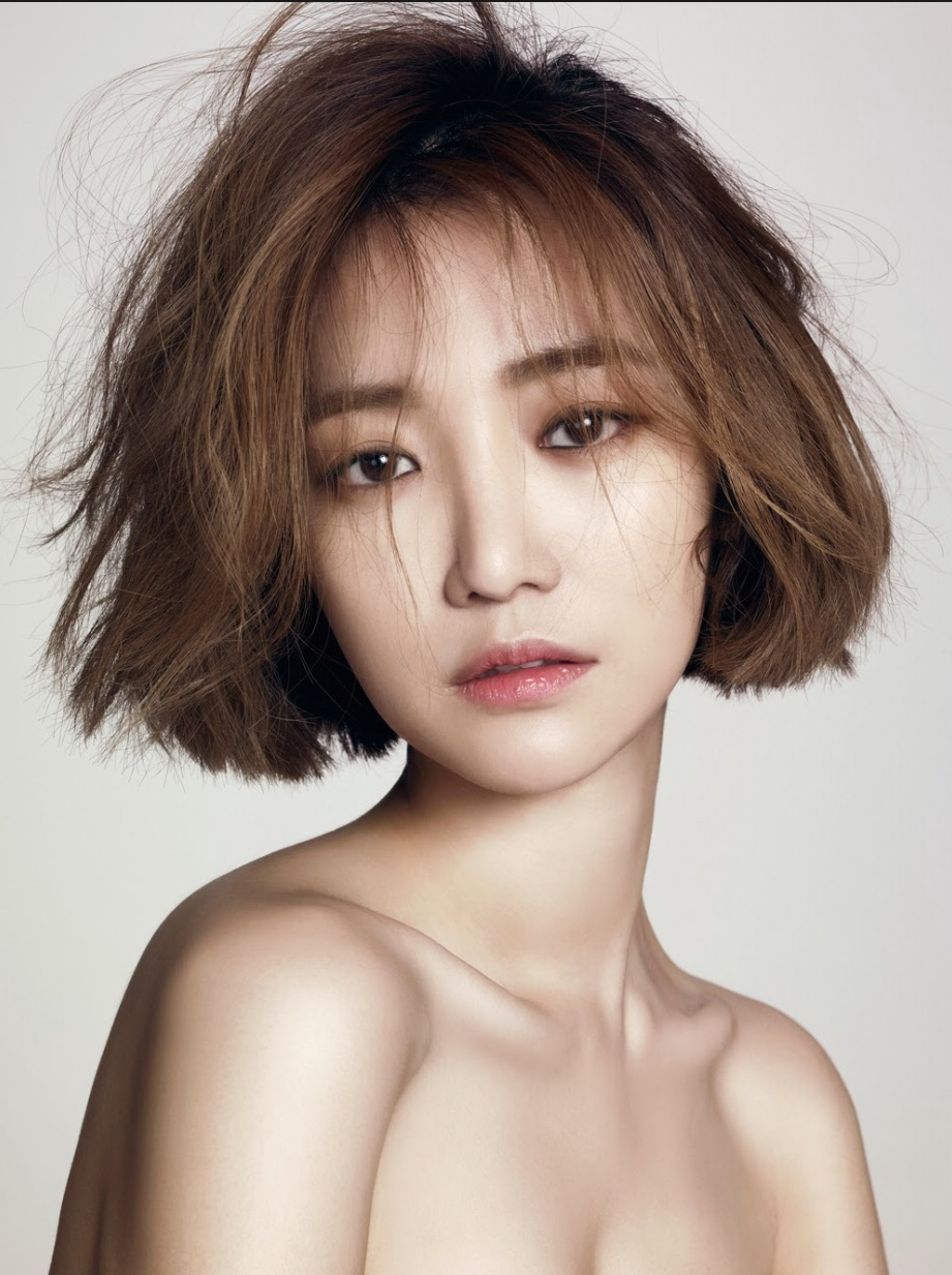 Beauty School: Go Jun Hee's Hair, The Coolest Shaggy Bob For In Current Ragged Bob Asian Hairstyles (View 10 of 20)