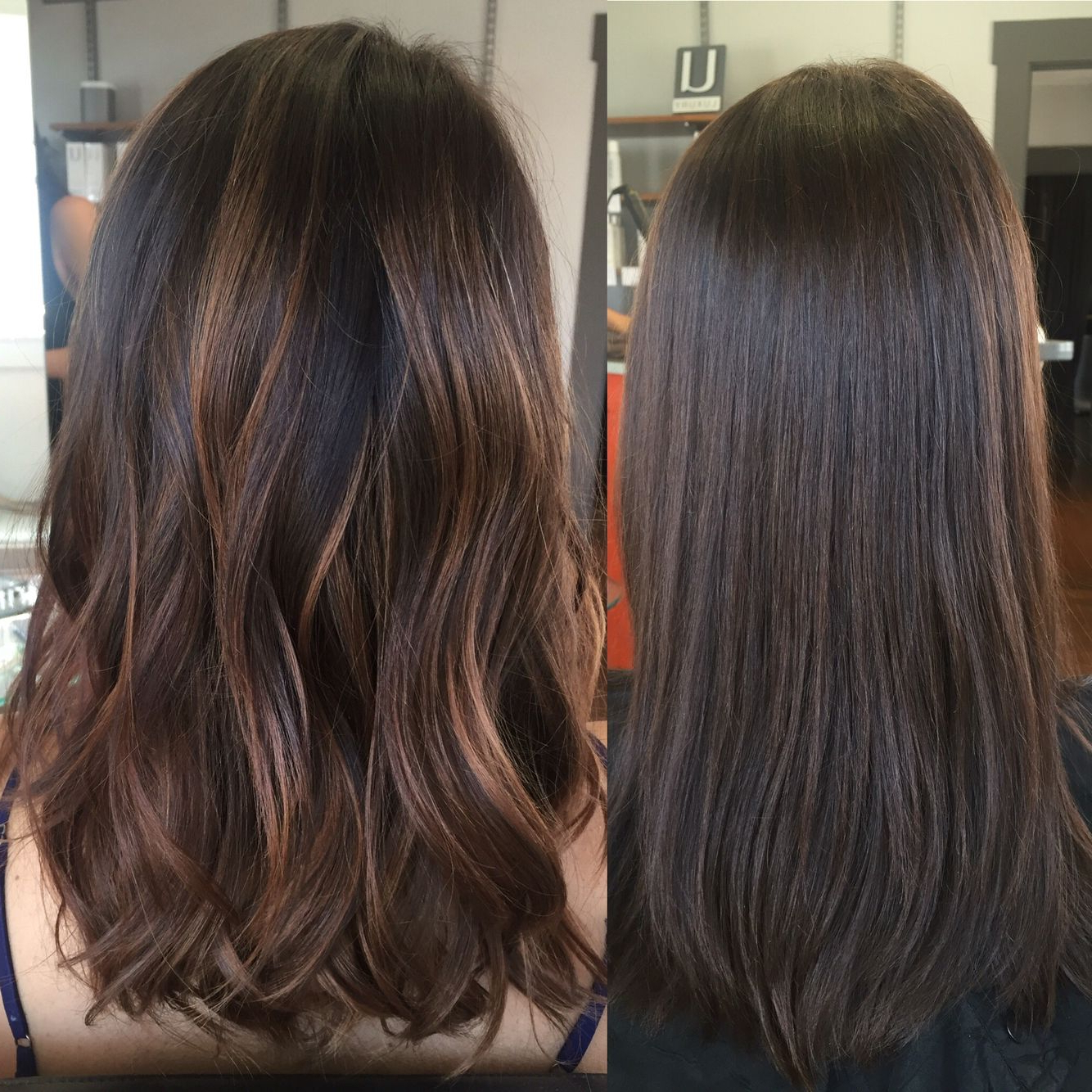 Best And Newest Soft Ombre Waves Hairstyles For Asian Hair In Pin On Rinse Salon (View 13 of 20)