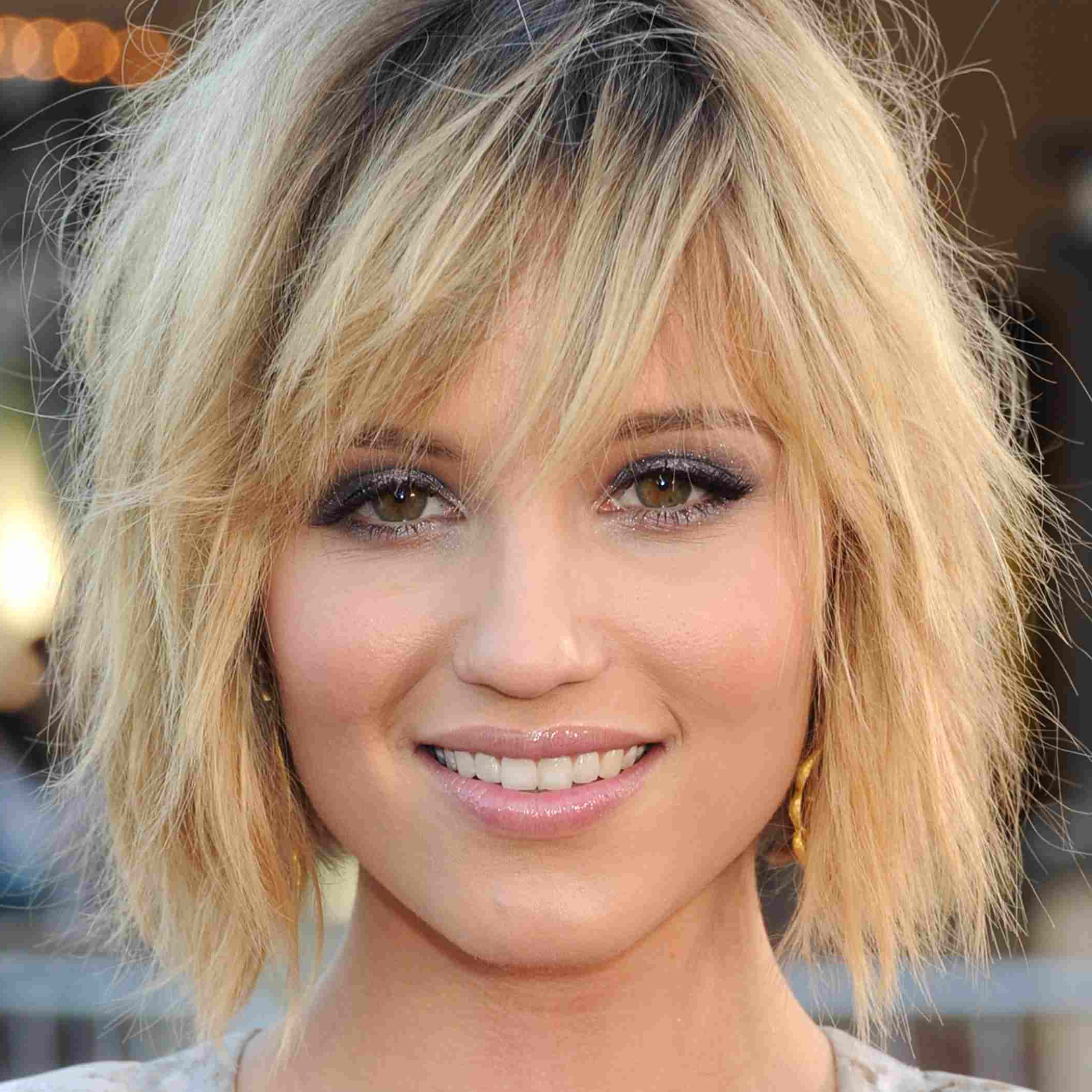 Can't Miss Shag Haircuts, From Short To Long Within Most Recently Released Soft And Casual Curls Hairstyles With Front Fringes (View 4 of 20)