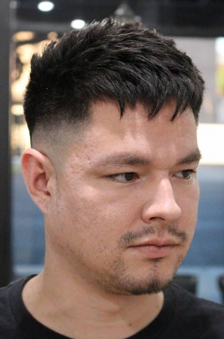 Current Angular Updo Hairstyles With Waves And Texture Within Top 30 Trendy Asian Men Hairstyles 2019 (Gallery 15 of 20)